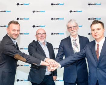 Cellfast wird Sponsor von Wilki