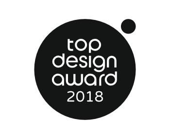 TOP DESIGN award 2018