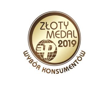 Goldene Medaillie Der Messe MTP 2019 – Wahl Des Verbrauchers